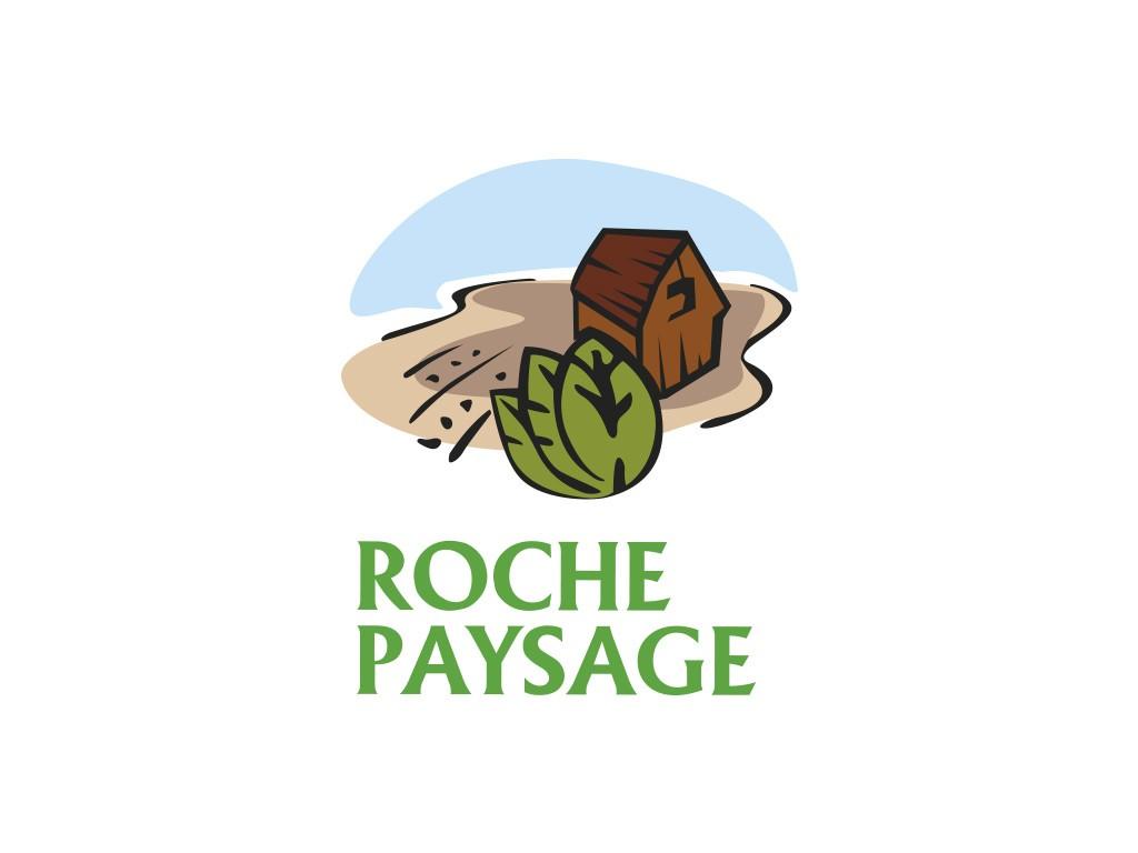 Publicit de journal pour roche paysage for Agence format paysage