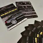 Flyers design entreprise nettoyage automobile