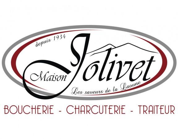 logo boucherie charcuterie traiteur Jolivet