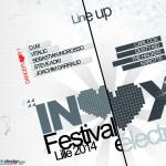 Démo flyer festival inox