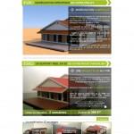 Newsletter pour de l'impression de maquette 3D