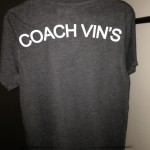 Flocage tee shirt coach sportif