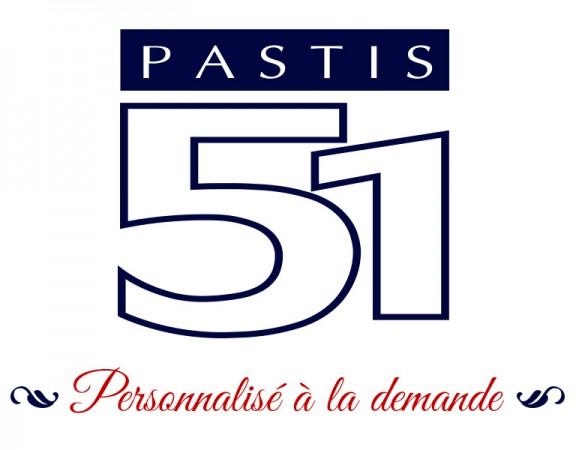 Bouteille de Pastis personnalisée